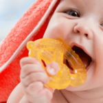 Teething baby and tips to relieve pain by Harrisburg Pediatric Dentistry