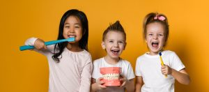 October in Dental Hygiene Month