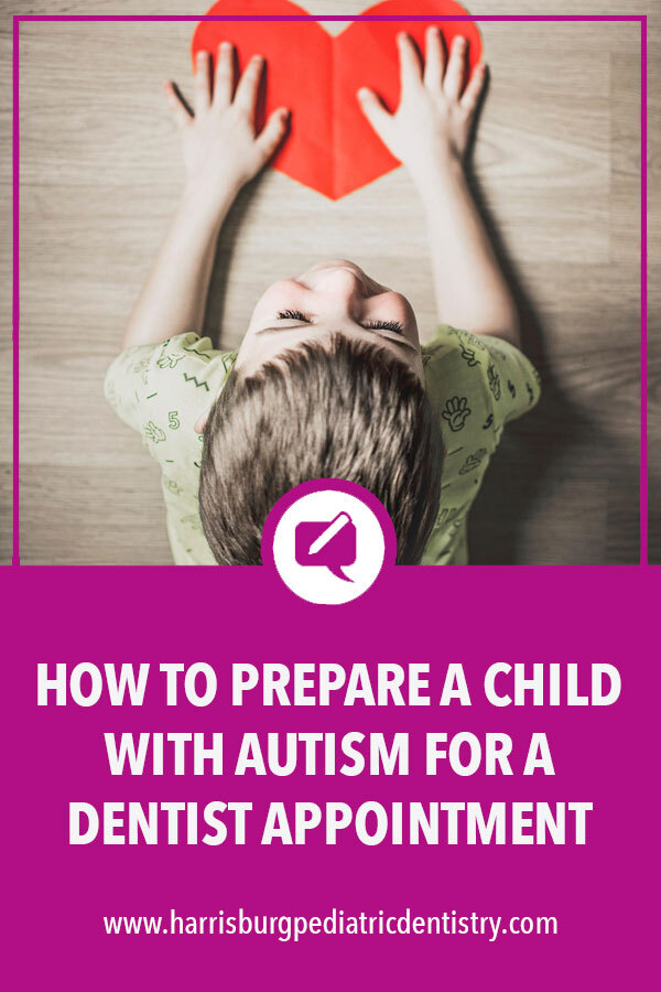 How to prepare a child with autism for a dentist appoinement